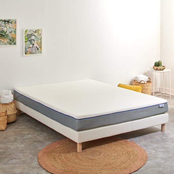 Triangle Pillow Blue SALUTUYA Oreiller de positionneur de Sommeil Infantile r/églable en Hauteur pour b/éb/é pour Le Sommeil de b/éb/é